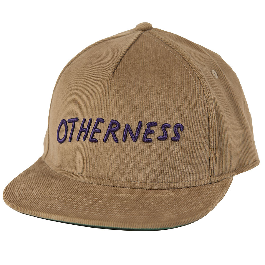 Tan Hats and Beanies Corduroy Hat in Stock Now
