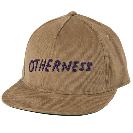 The Otherness Corduroy Hat Tan