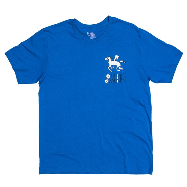 The Otherness Pegasus T Shirt Blue