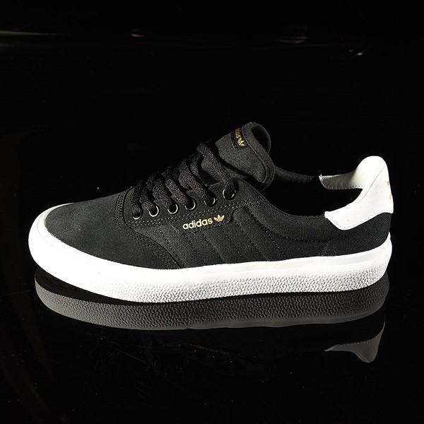 adidas 3MC Shoe Black, White, Black