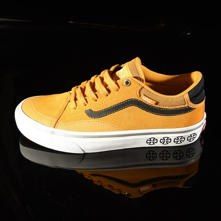 Vans TNT Advanced Prototype Shoe Independent, Sunflower