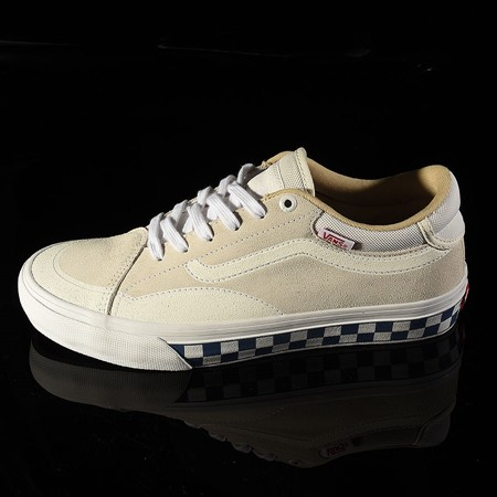 Vans TNT Advanced Prototype Shoe Checkerboard, Marshmellow