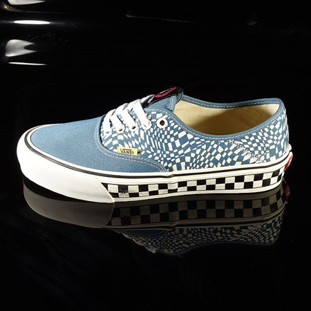 Size 11 in Vans Authentic SF Shoe, Color: TC Surf, Classic Navy