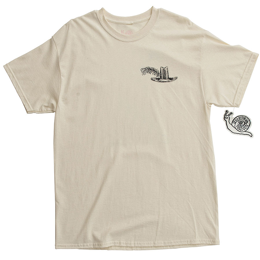 Natural T Shirts Headspace T Shirt in Stock Now