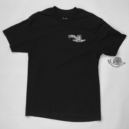 The Otherness Headspace T Shirt Black