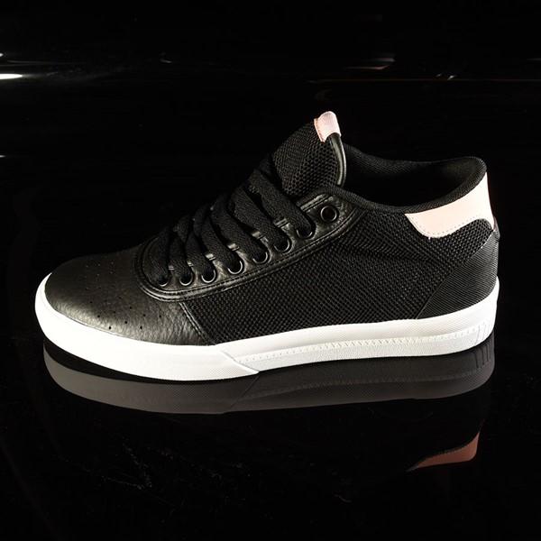 adidas Lucas Premiere Mid Shoe Black, White, Haze Coral