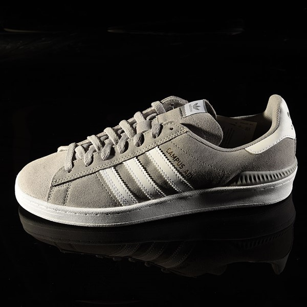 adidas Campus ADV Shoe Soft Grey, White