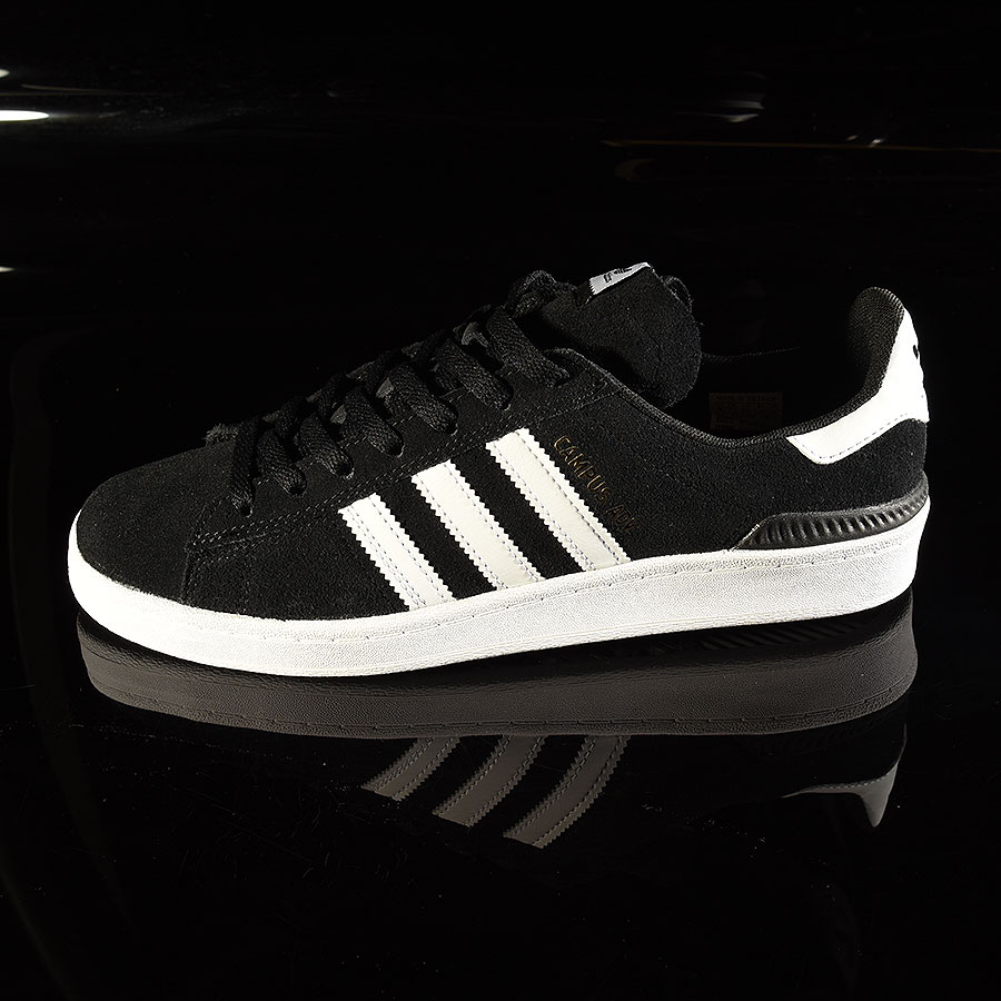Black, White Shoes Campus ADV Shoe in Stock Now