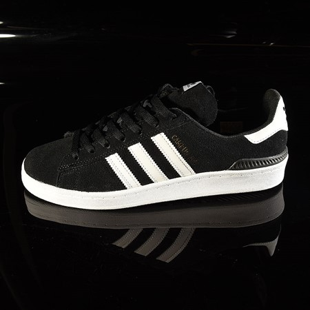 adidas Campus ADV Shoe Black, White