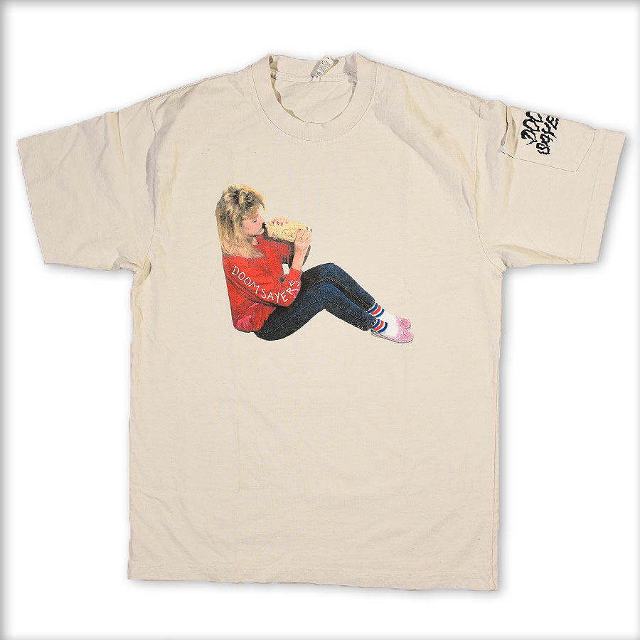 Cement T Shirts Becky Dean Pocket T Shirt in Stock Now
