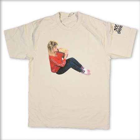 Doom Sayers Becky Dean Pocket T Shirt Cement