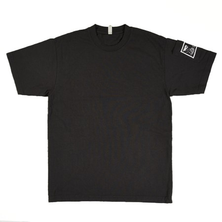 Doom Sayers Snake Shake Dean Pocket T Shirt Washed Black