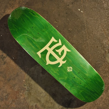 Real Tommy Guerreo TG2 Deck Green