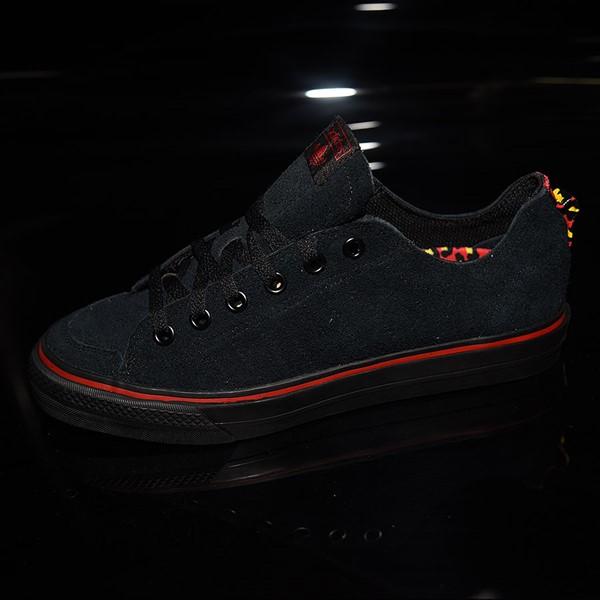 adidas Nizza RF Shoes Core Black, Scarlet, White