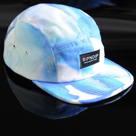 RIPNDIP Camp Hat Aqua