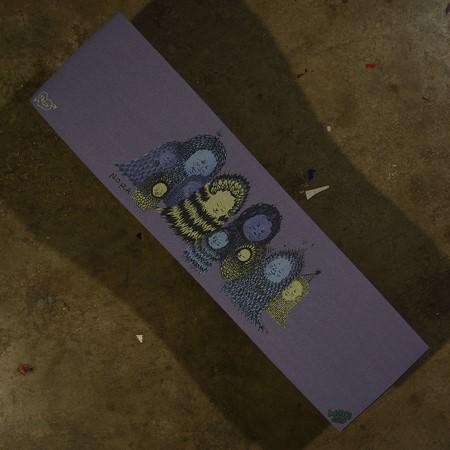 Mob Grip Tape Nora Vasconcellos Purple Griptape Purple