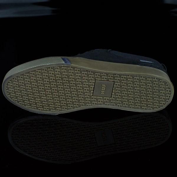 HUF Ramondetta Pro Shoes Black, Dark Gum Sole