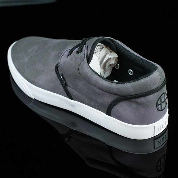 HUF Genuine Shoes Black Crystal Wash Rotate 7:30