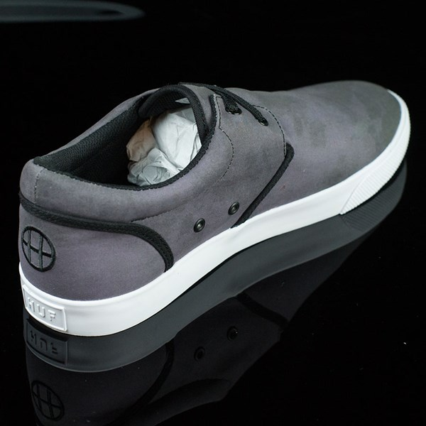 HUF Genuine Shoes Black Crystal Wash Rotate 1:30