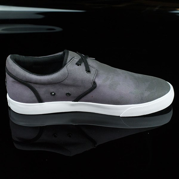 HUF Genuine Shoes Black Crystal Wash Rotate 3 O'Clock