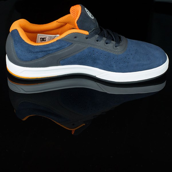 Mike Mo Dc Shoes Blue White