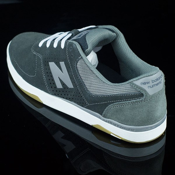 NB# Stratford Shoes Pirate Black, Micro Grey Rotate 7:30