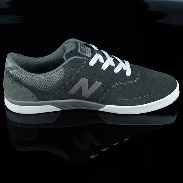 NB# Stratford Shoes Pirate Black, Micro Grey Rotate 3 O'Clock