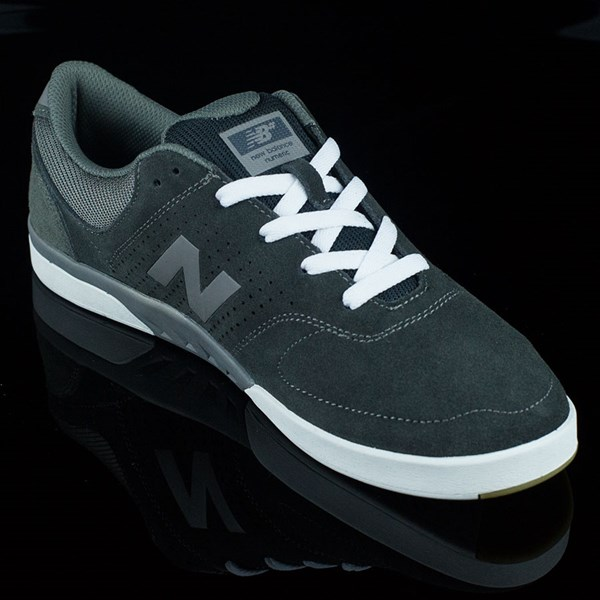 NB# Stratford Shoes Pirate Black, Micro Grey Rotate 4:30