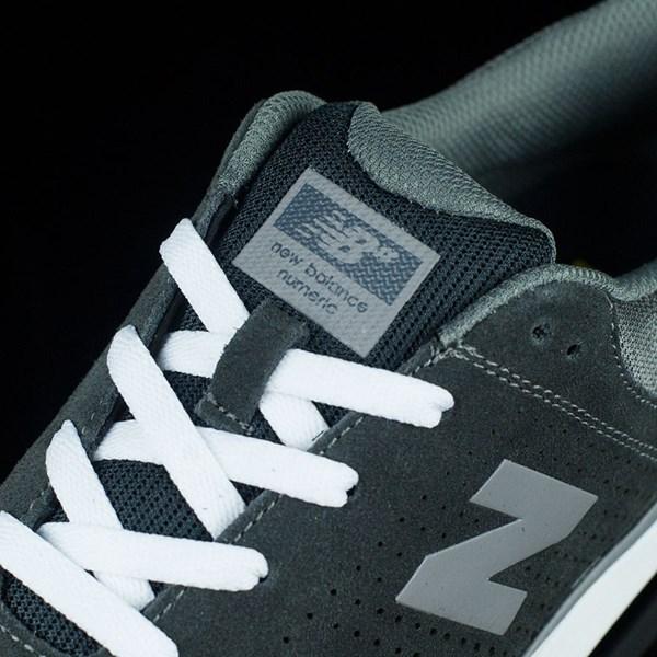 NB# Stratford Shoes Pirate Black, Micro Grey Tongue