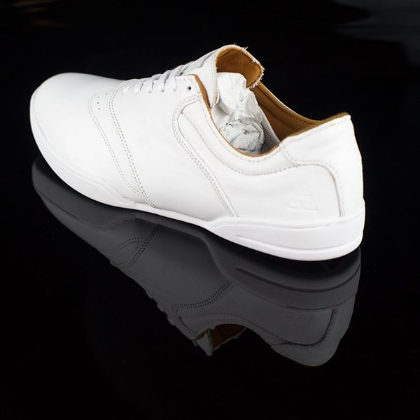 Dylan Rieder Shoes White