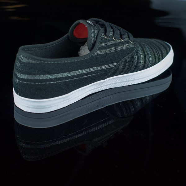 Emerica The Wino Shoes Black, Grey Rotate 1:30