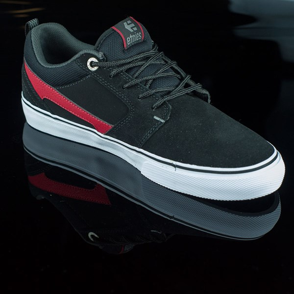 etnies Rap CT Shoes Black Rotate 4:30