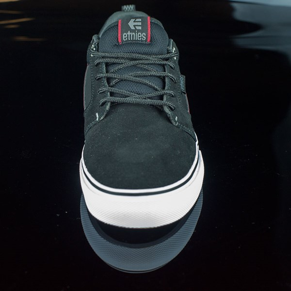 etnies Rap CT Shoes Black Rotate 6 O'Clock