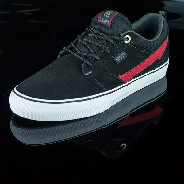 etnies Rap CT Shoes Black Rotate 7:30