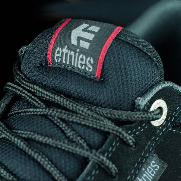 etnies Rap CT Shoes Black Tongue