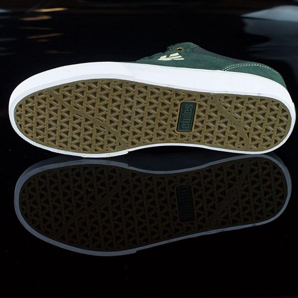 etnies Marana Vulc Shoes Dark Green Sole