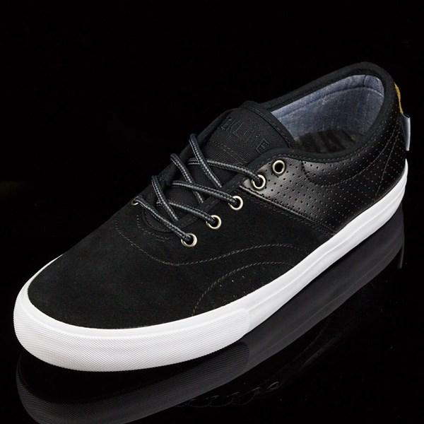 Dekline Bixby Shoes Blake, Black, White Rotate 7:30