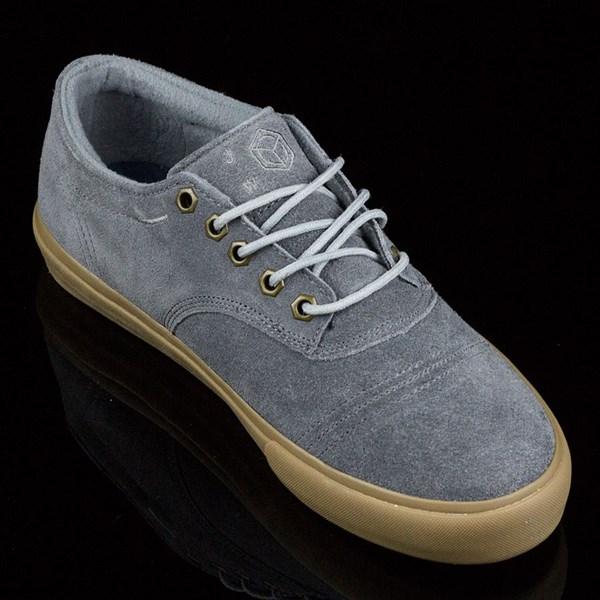 Dekline Jaws Shoes Mid Grey, Gum Rotate 4:30