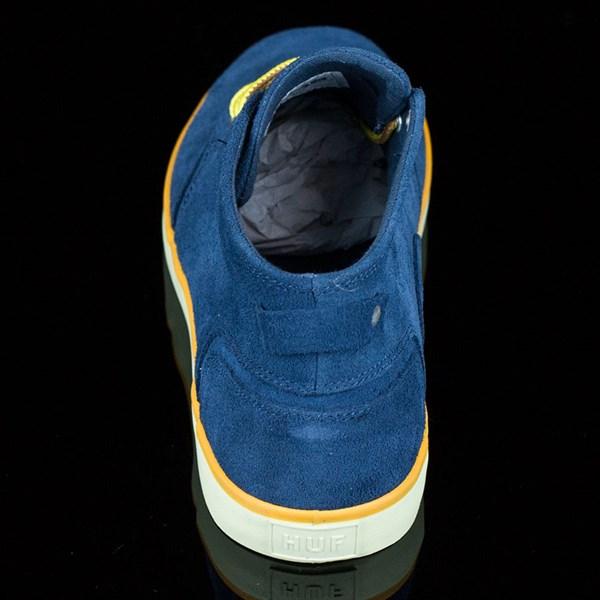HUF Mercer Shoes Deep Navy Rotate 12 O'Clock