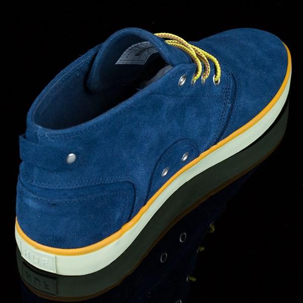 HUF Mercer Shoes Deep Navy Rotate 1:30