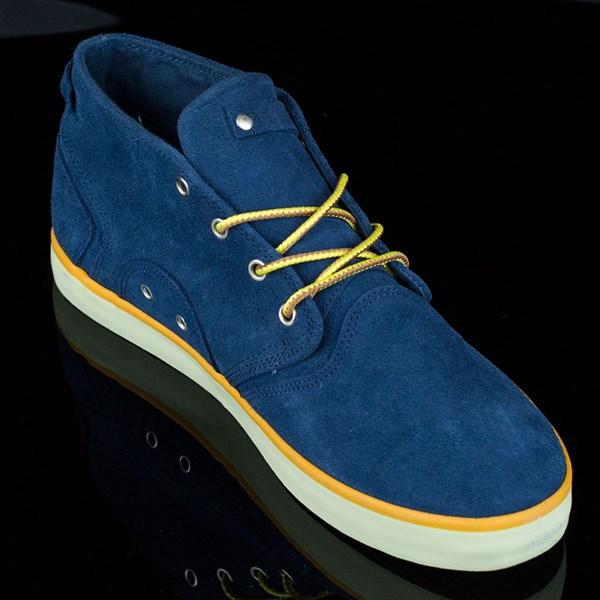 HUF Mercer Shoes Deep Navy Rotate 4:30