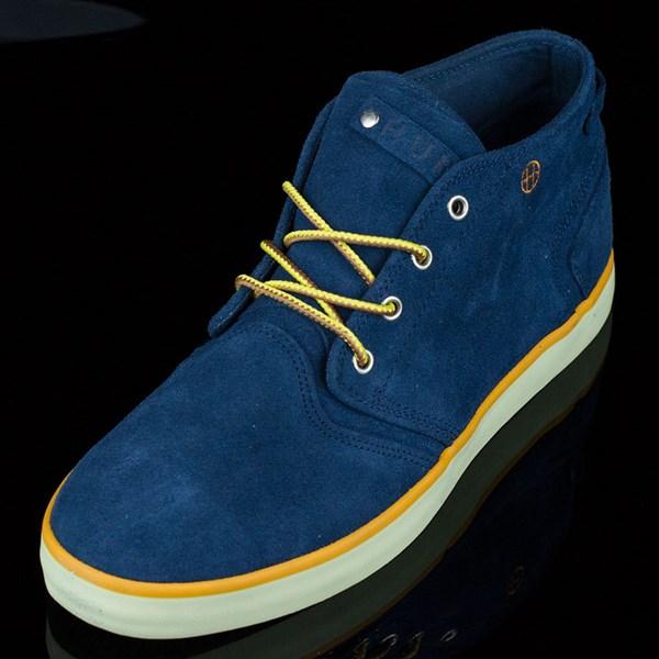 HUF Mercer Shoes Deep Navy Rotate 7:30