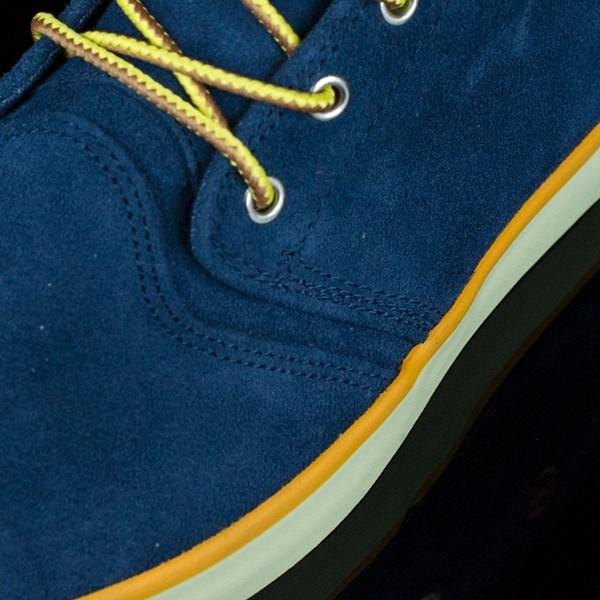 HUF Mercer Shoes Deep Navy Closeup