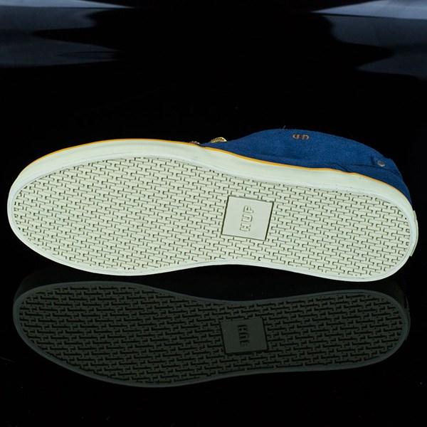 HUF Mercer Shoes Deep Navy Sole
