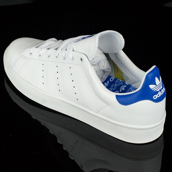 detailed look 299eb edae3 Stan Smith Vulc Shoes White, Bluebird In Stock at The Boardr
