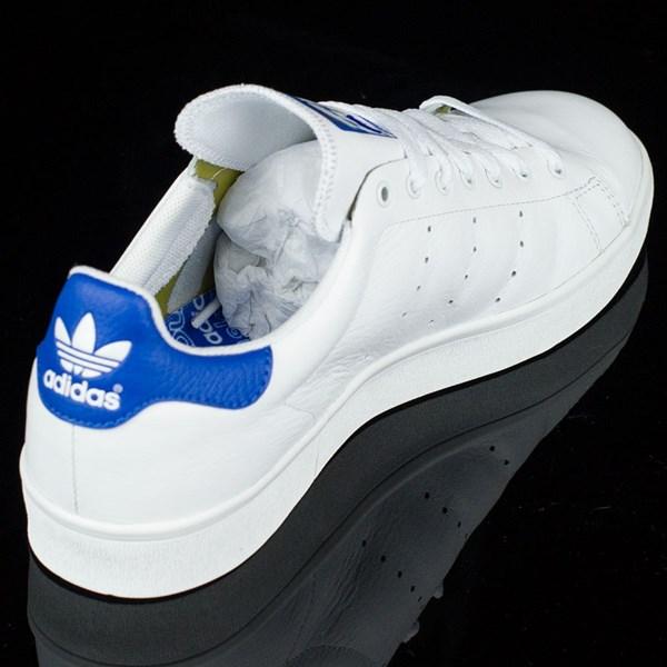 2adidas skateboarding stan smith vulc bleu