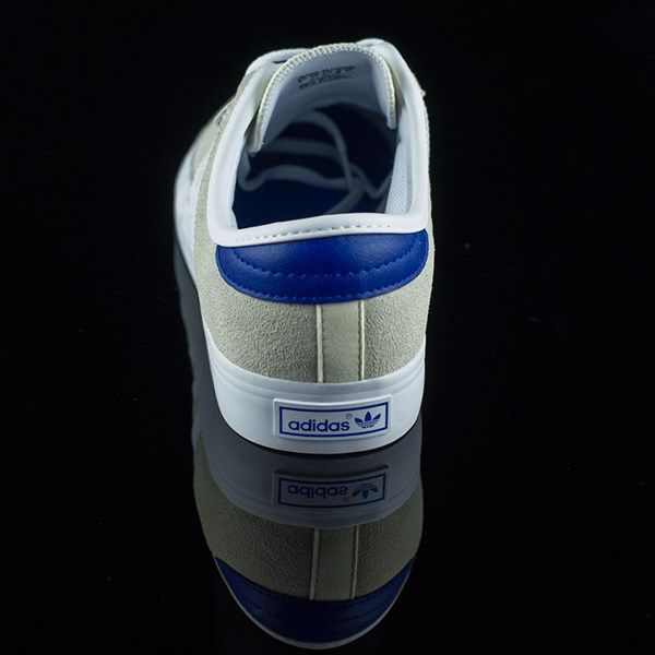 adidas Seeley Shoes White, Royal, Gum, Donnelly Rotate 12 O'Clock