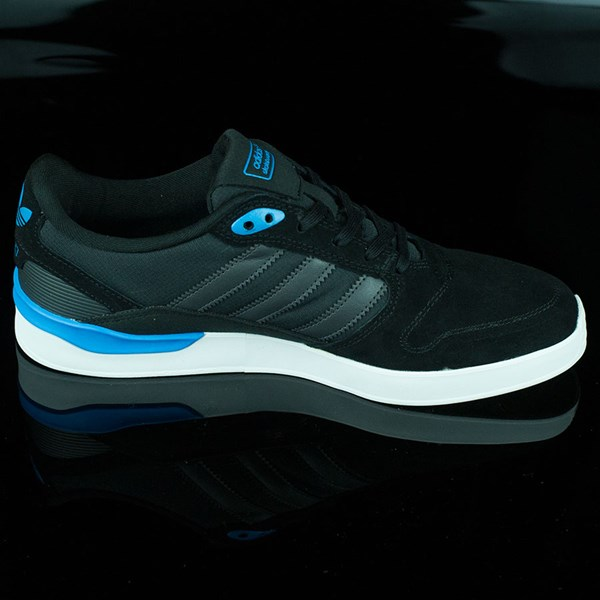 adidas ZX Vulc Shoes Black, Dark Solid Grey, Suciu Rotate 3 O'Clock
