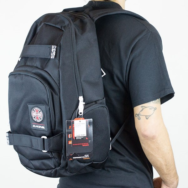 Atlas Backpack Black, Independent In Stock at The Boardr