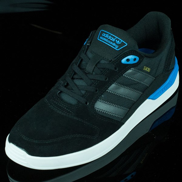 adidas ZX Vulc Shoes Black, Dark Solid Grey, Suciu Rotate 7:30
